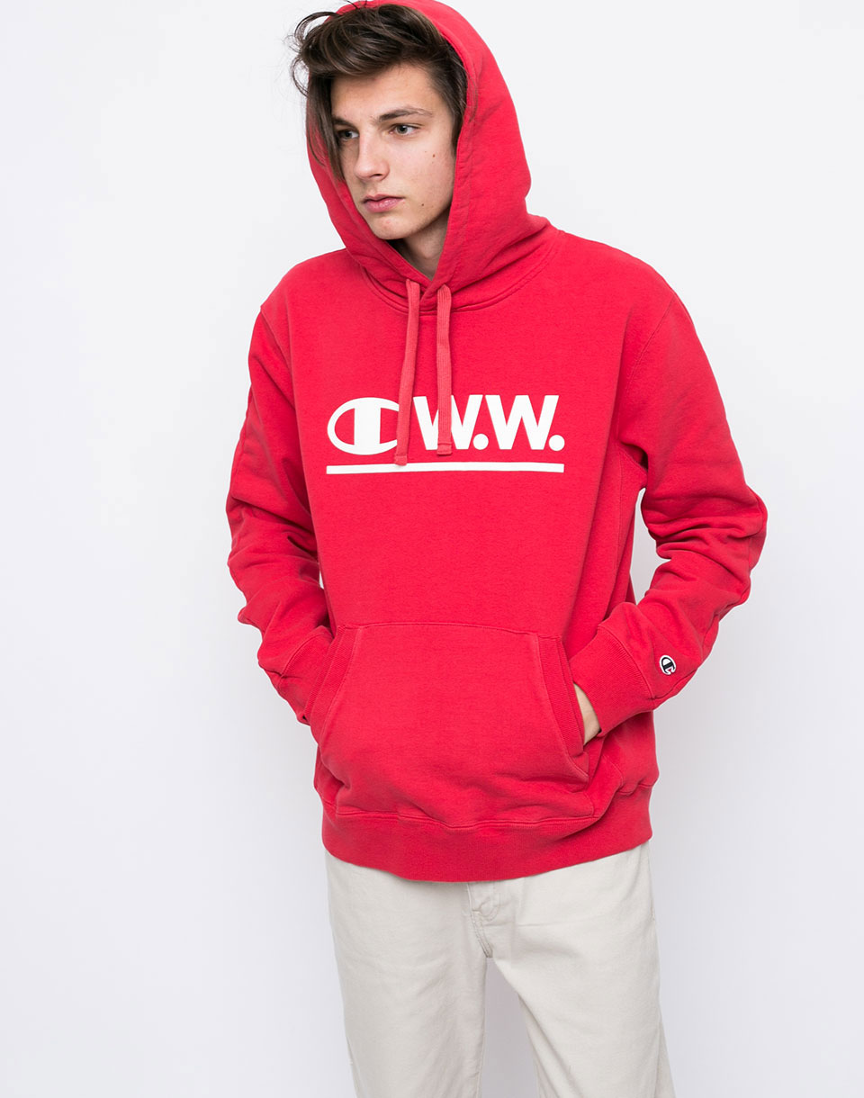 Champion Wood Wood Hooded TMP XL