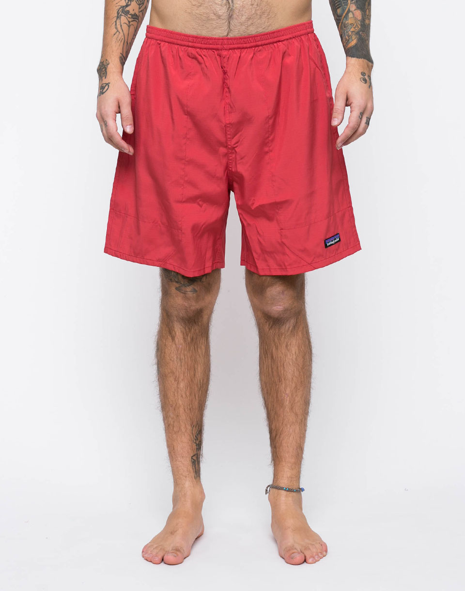 Patagonia Baggies Lights Static Red S