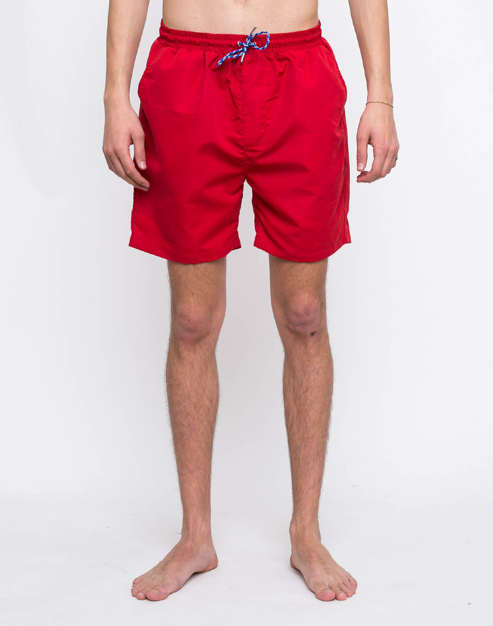 RVLT 5917 SHORTS Red XL