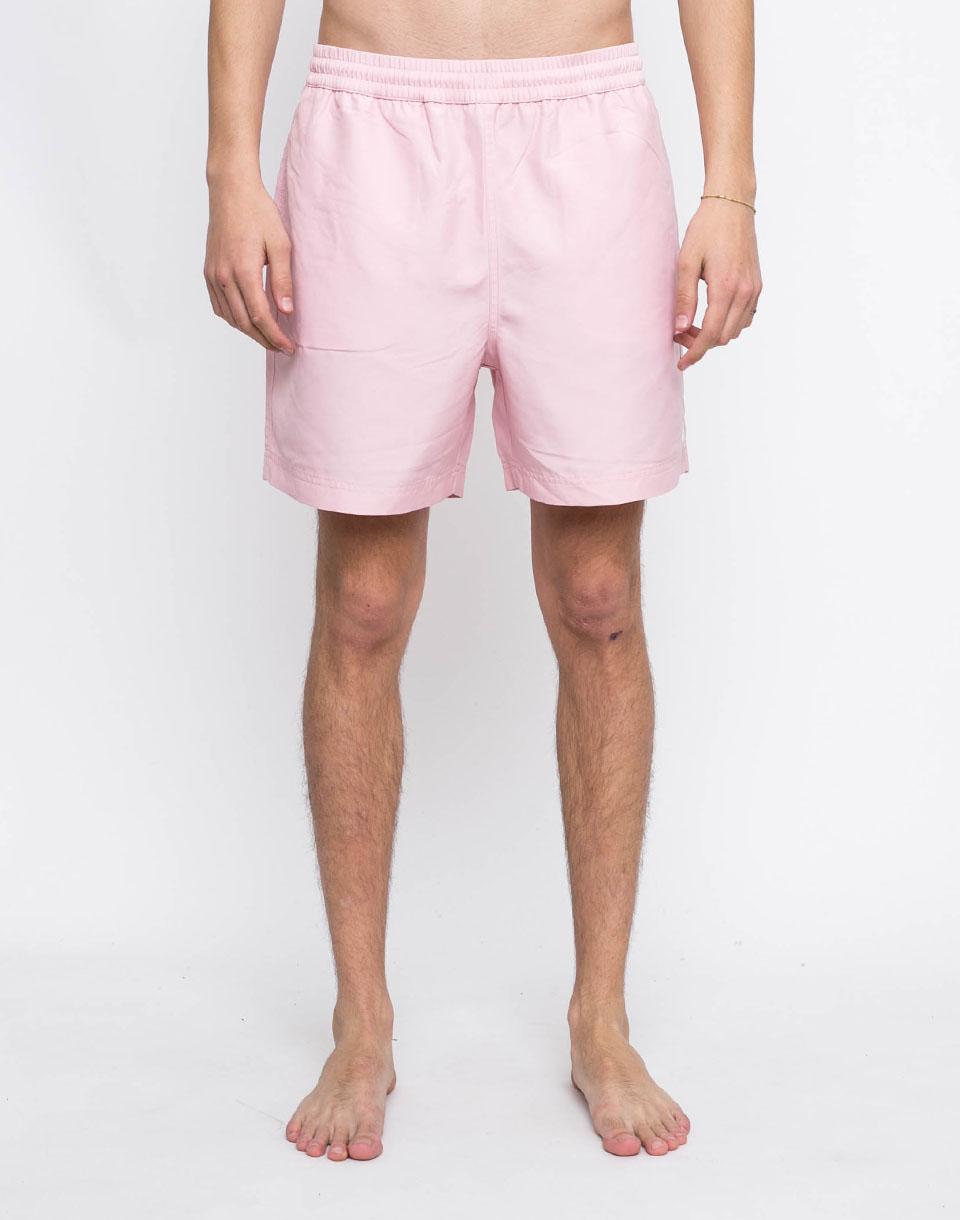 Carhartt WIP Cay Swim Sandy Rose   White L