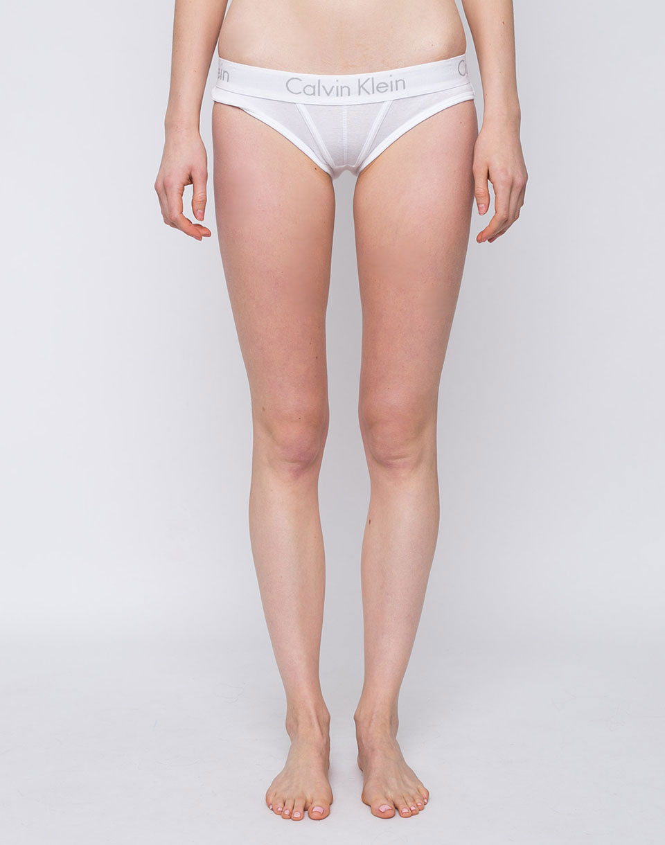 Calvin Klein Bikini white L