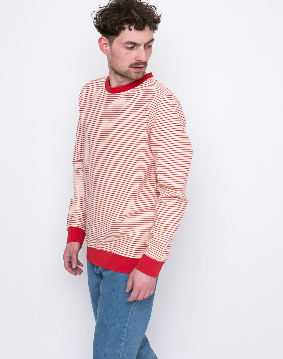 RVLT 2547 Sweat Red XL