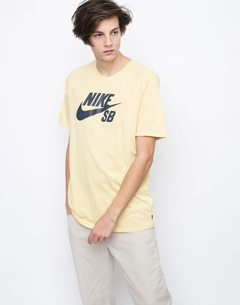 Nike SB Logo LEMON WASH THUNDER BLUE XL