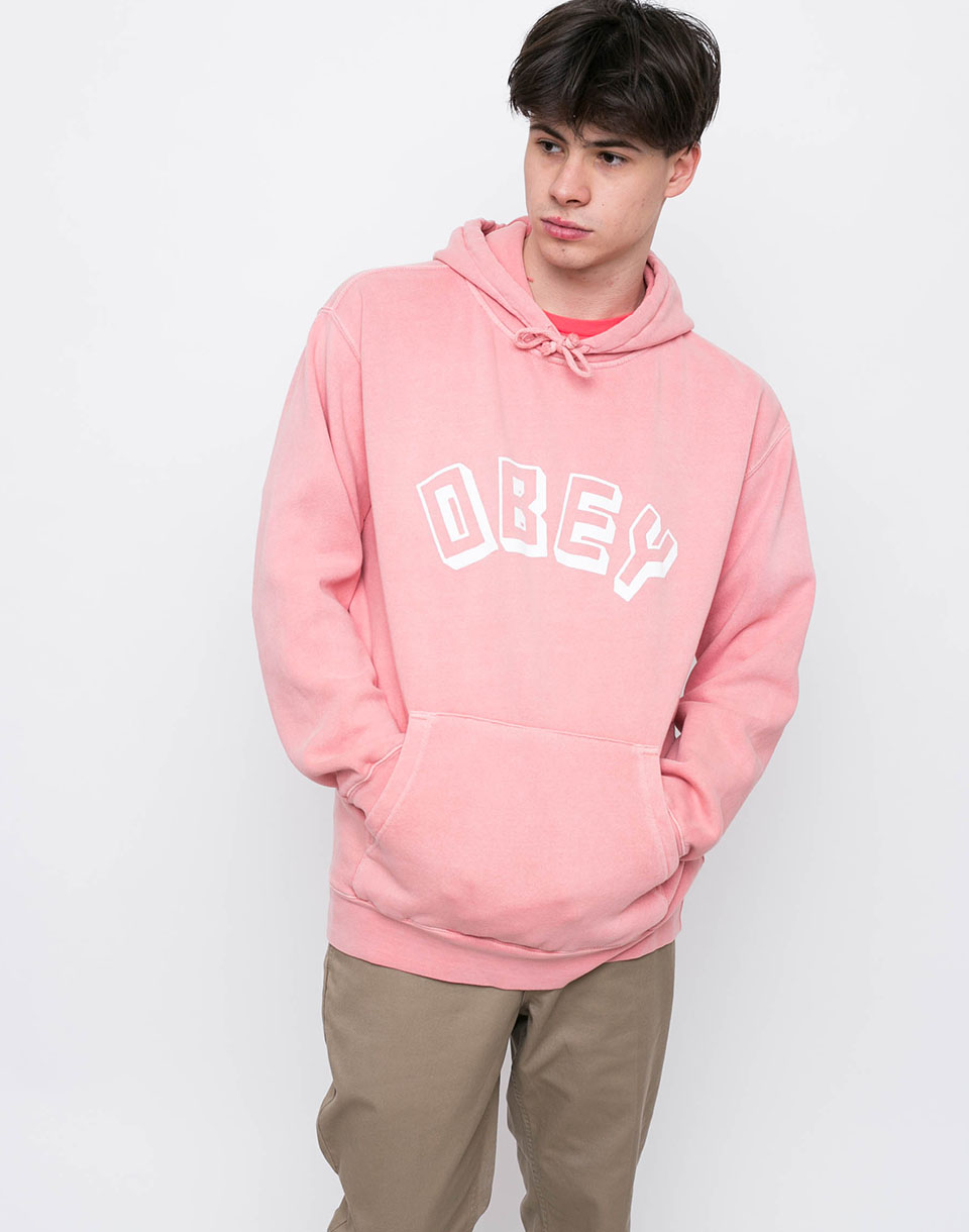 Obey NEW WORLD DUSTY CORAL L