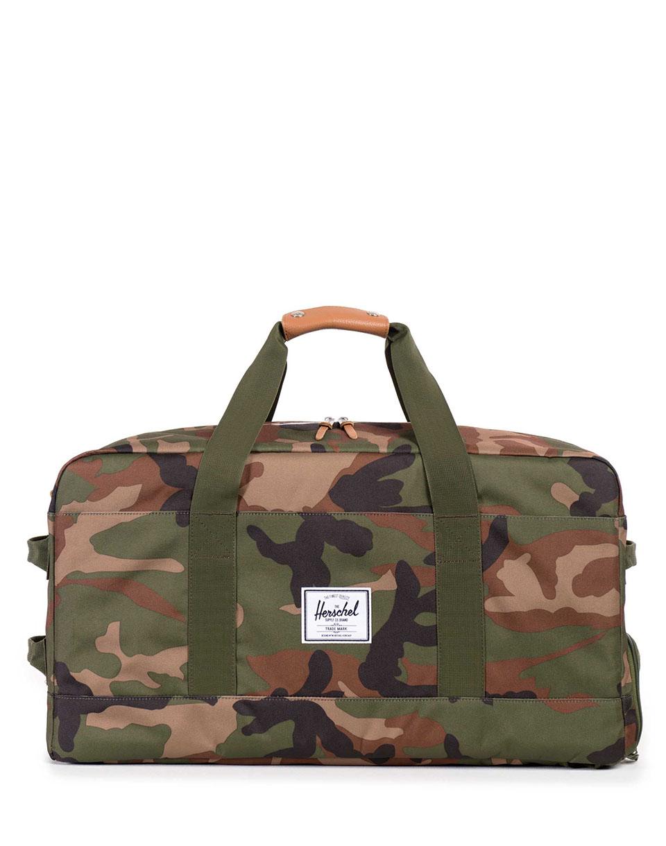 Taška Herschel Supply Outfitter Woodland Camo + doprava zdarma