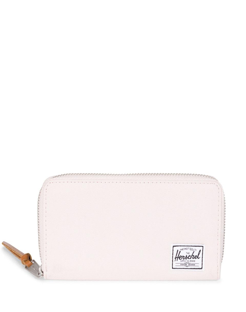 Peněženka Herschel Supply Thomas With Zipper Cloud Pink / Ash