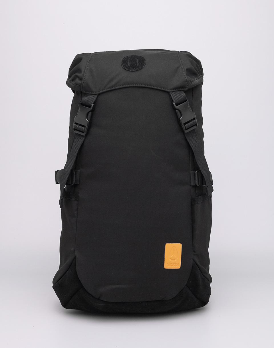Batoh Nixon Trail II Black / Yellow + novinka