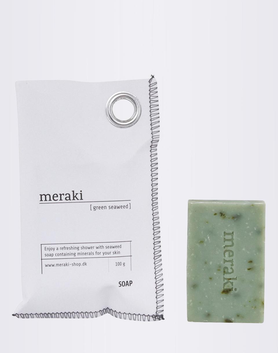 Kosmetika meraki Hand Soap Green Seaweed Green Seaweed