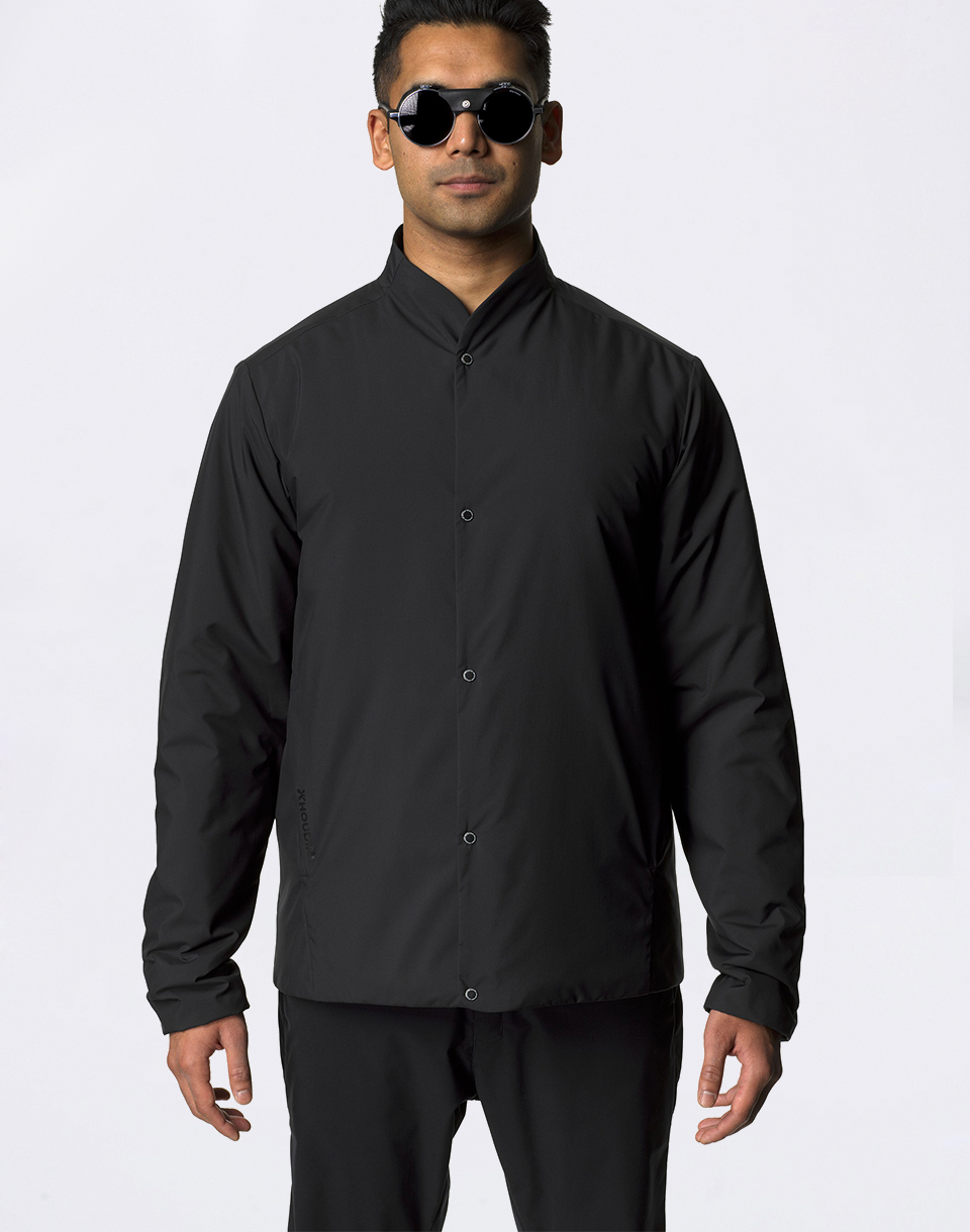 Houdini Sportswear M s Enfold Jacket True Black L