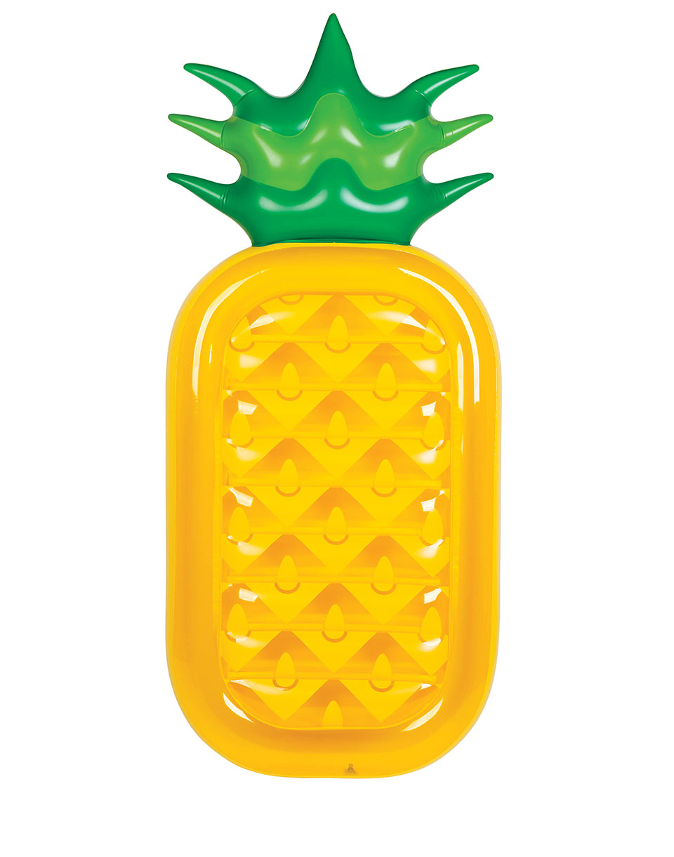 Sunnylife Luxe Lie On Float Pineapple SULLLOPY