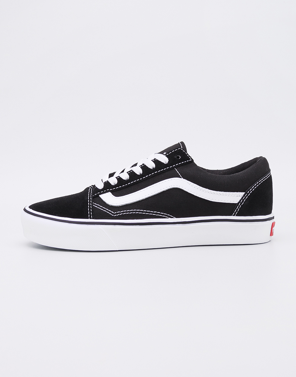 Vans Old Skool Lite Black/White 45