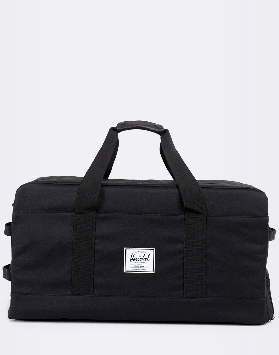 Batoh Herschel Supply Outfitter Black + doprava zdarma