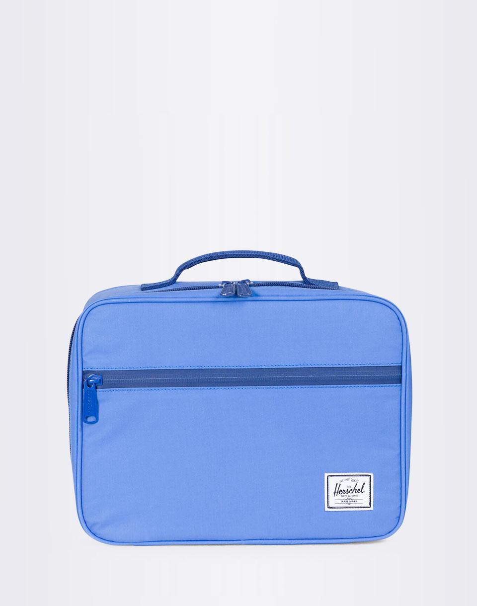 Herschel Supply Pop Quiz Lunchbox Blue Reflective