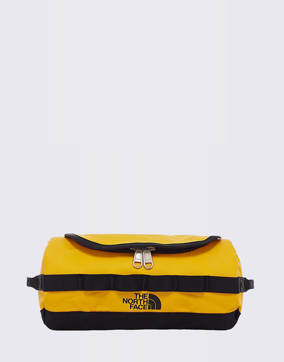 The North Face Base Camp Travel Canister L Summit Gold / TNF Black
