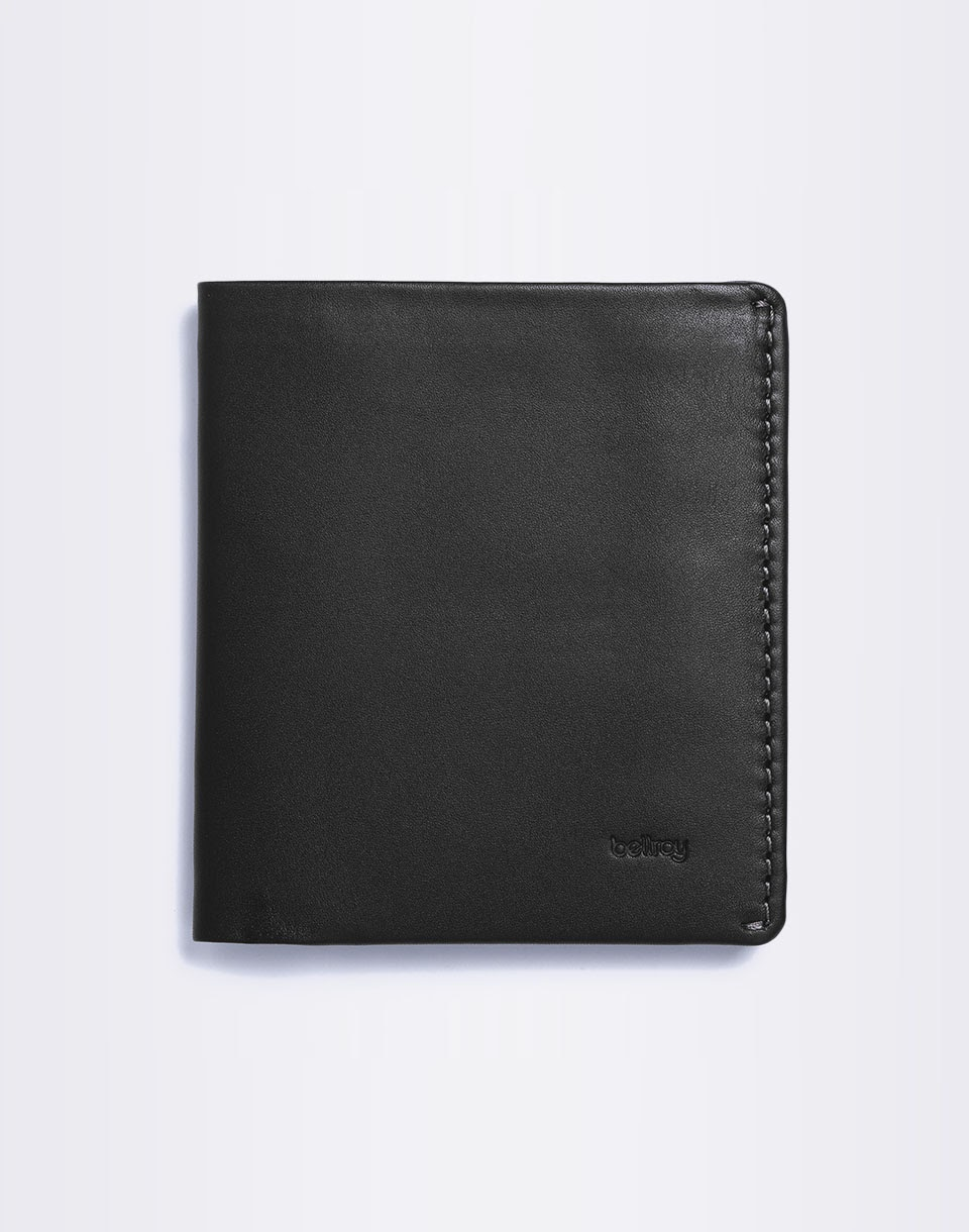 Bellroy Note Sleeve RFID Black