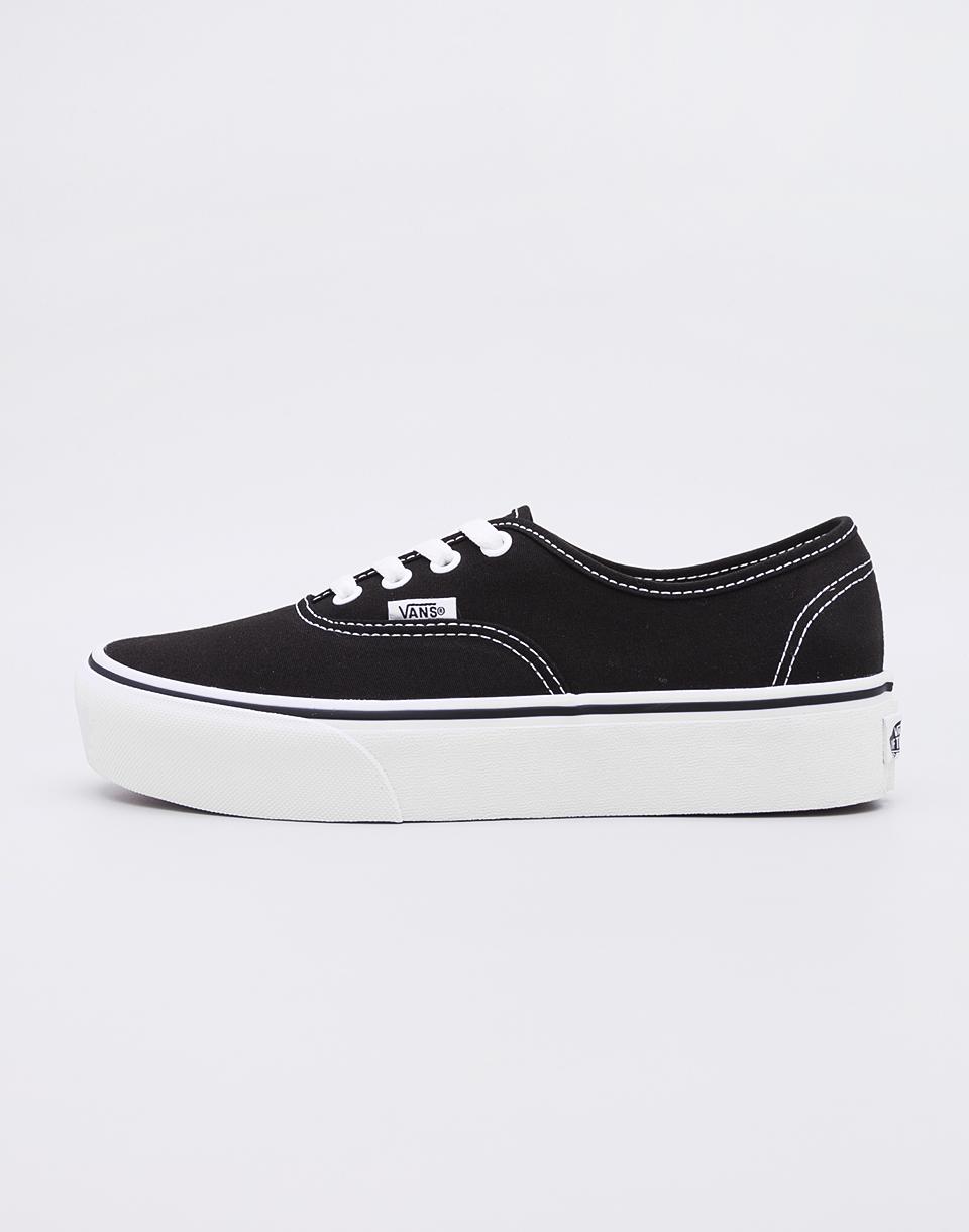 Sneakers - tenisky Vans Authentic Platform 2.0 Black 39