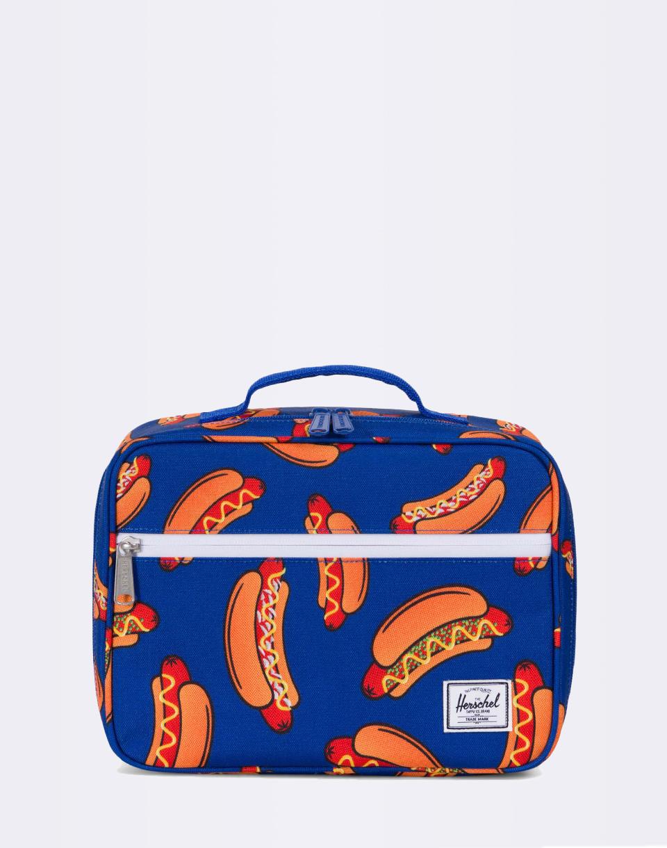 Herschel Supply Pop Quiz Lunchbox Surf the Web Hot Dogs + novinka
