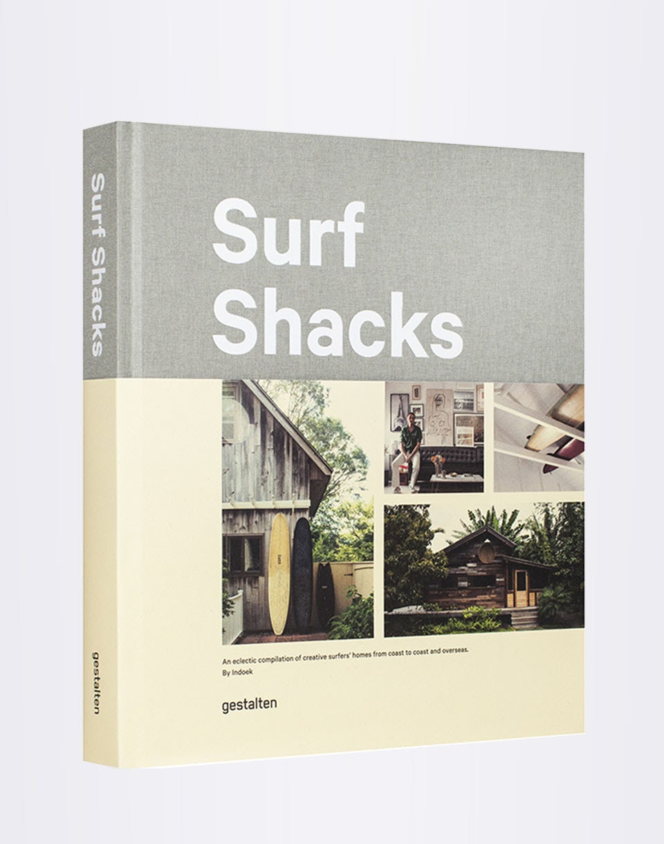 Knihy Gestalten Surf Shacks