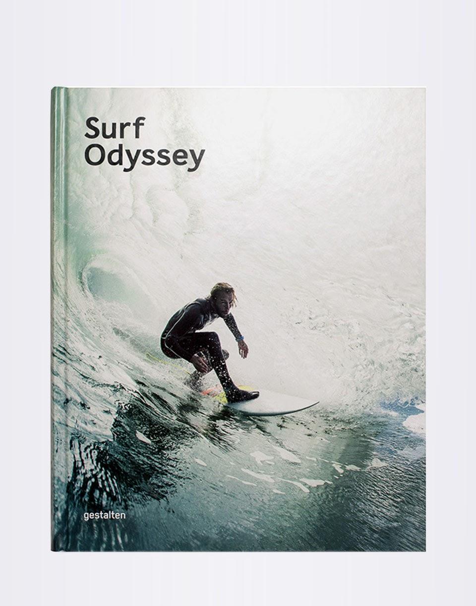 Knihy Gestalten Surf Odyssey + novinka