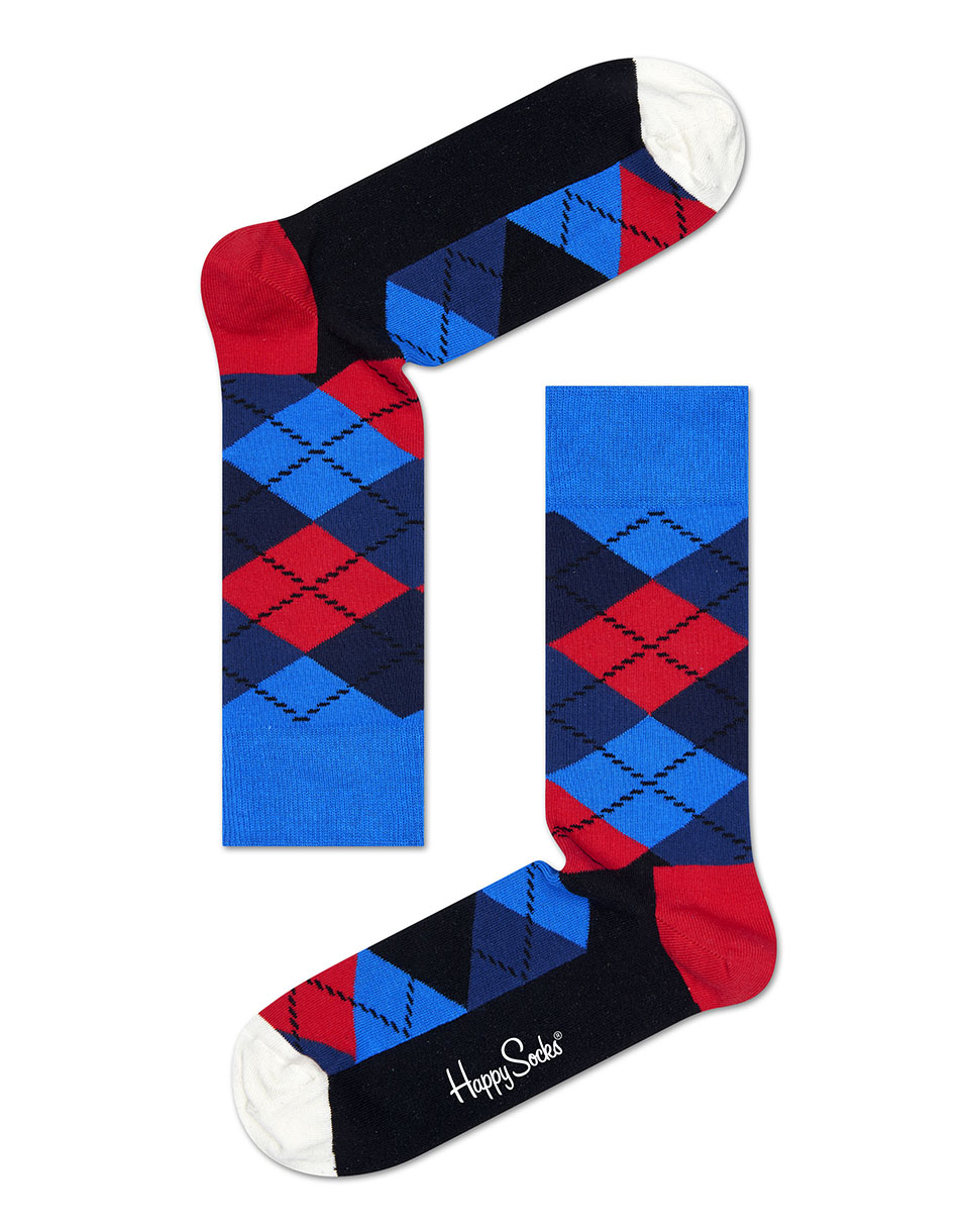 Happy Socks Argyle AR01 067 36 39
