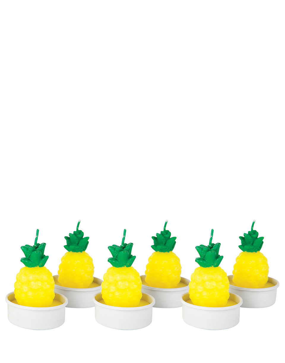 Sunnylife Pineapple Tea Lights SUGTEAPI