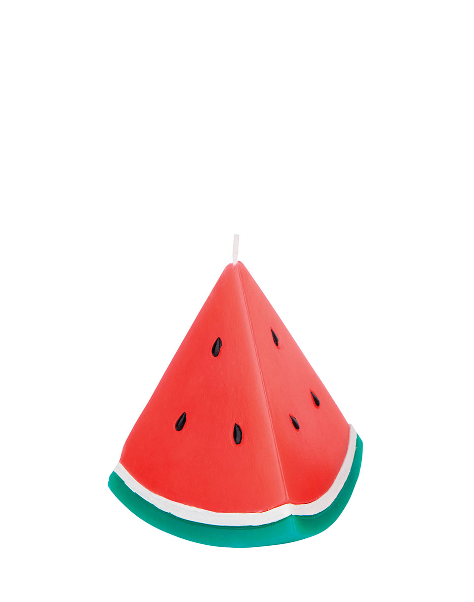 Sunnylife Watermelon Candle Small SUGSWAXR