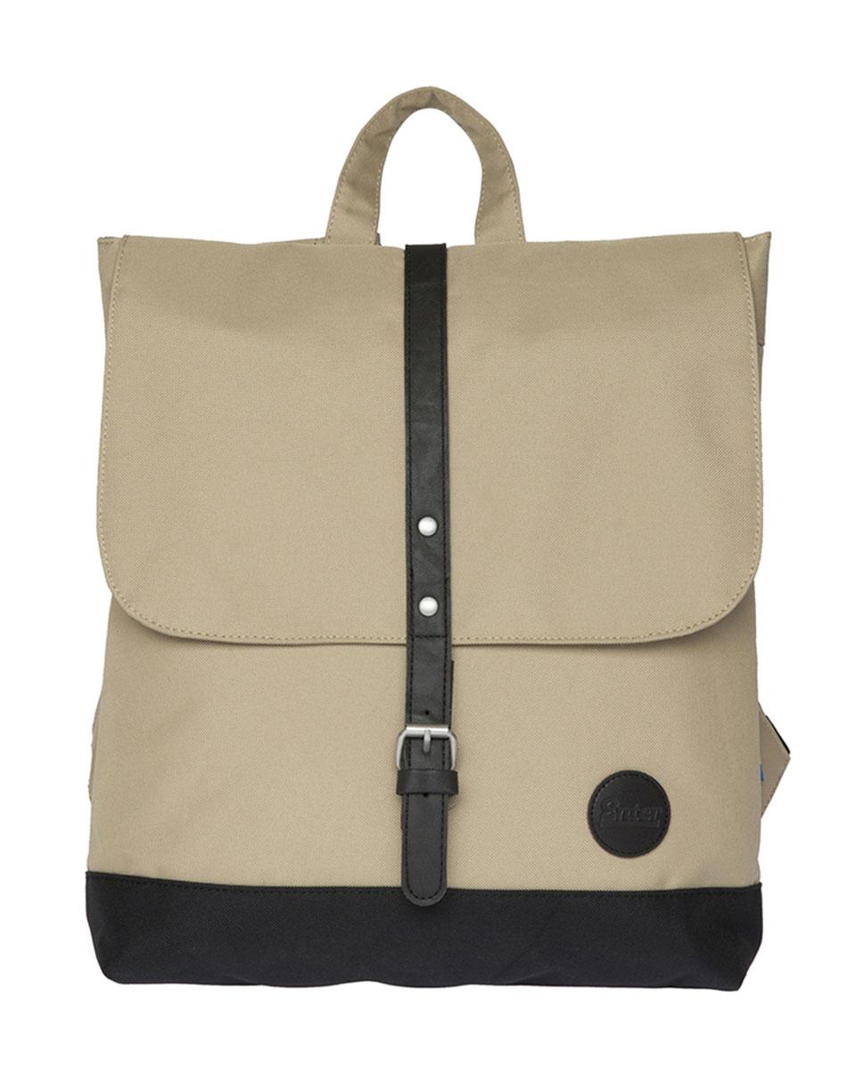 Batoh Enter Backpack Mini Khaki / Black Base + novinka