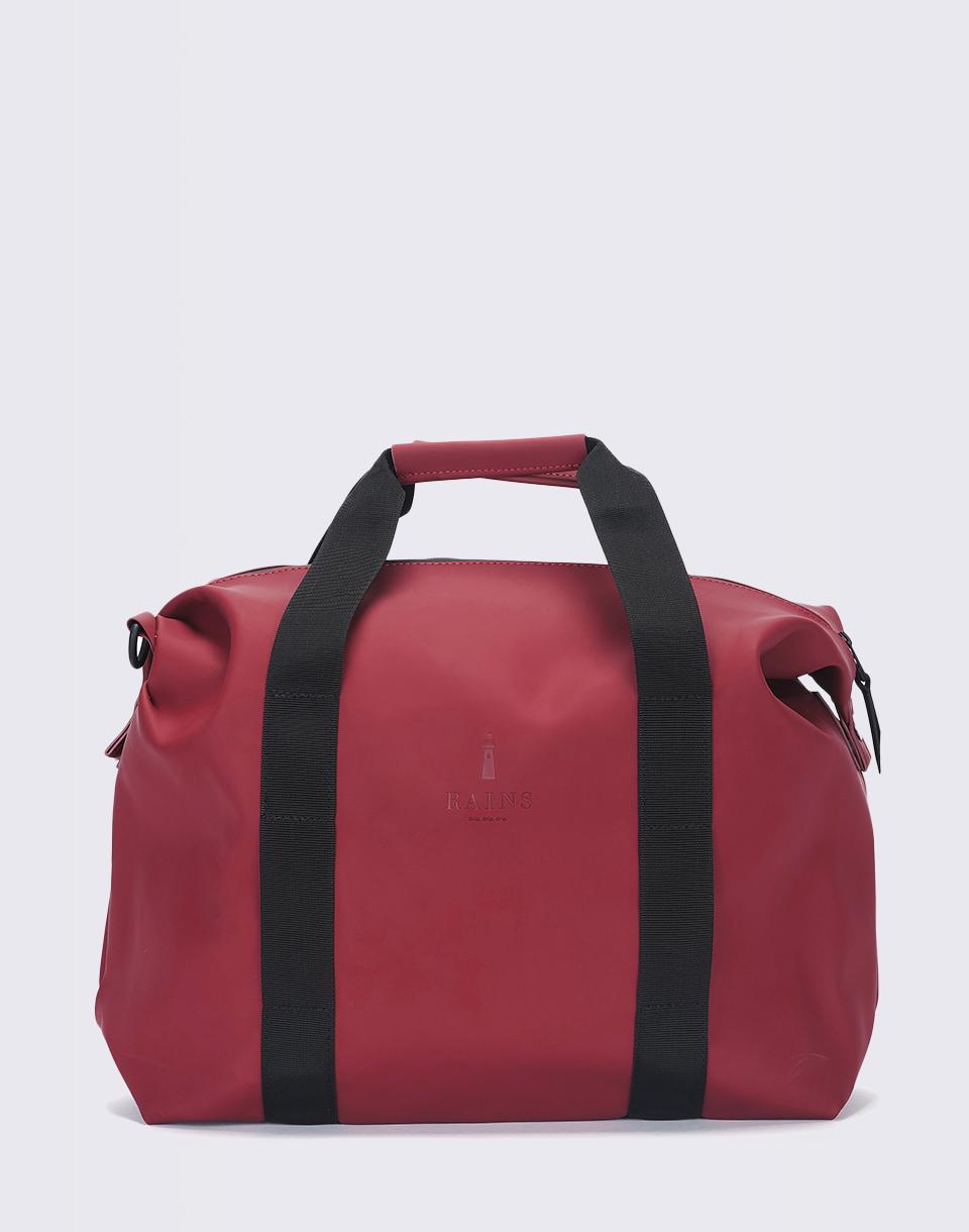 Rains Zip Bag 20 Scarlet