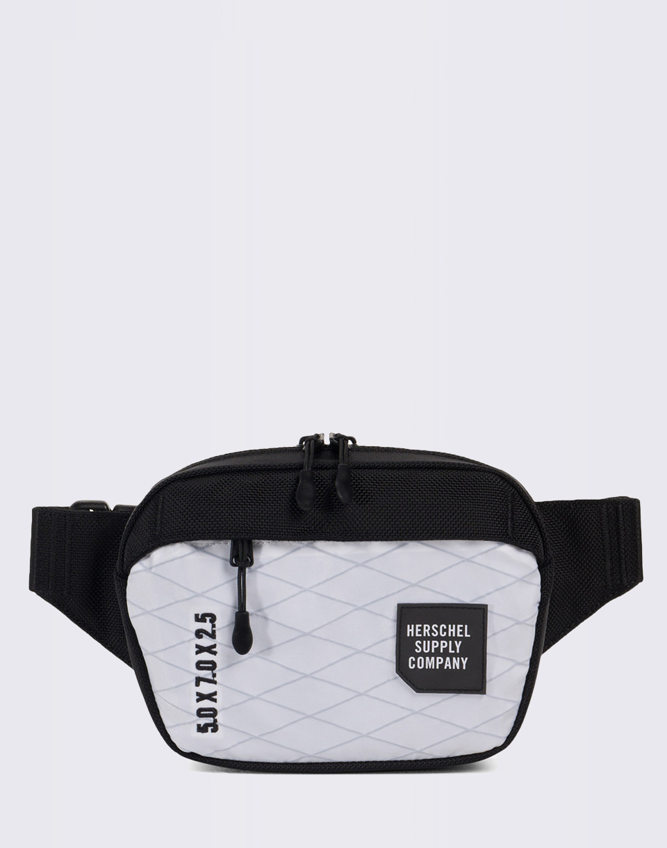 Herschel Supply Trail Tour Small White   Black
