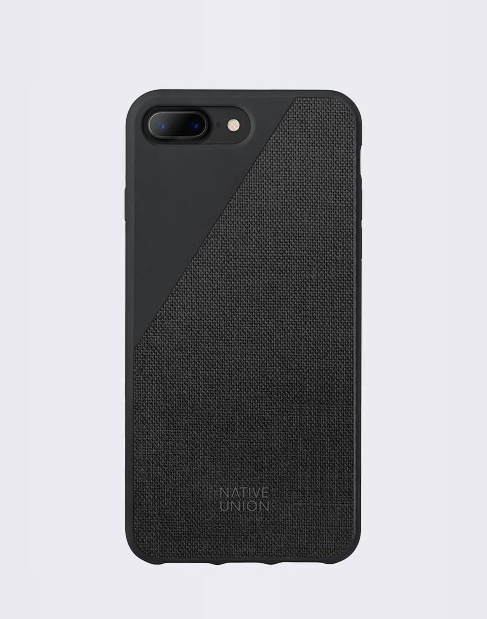 Native Union Clic Canvas iPhone 7  8  Black