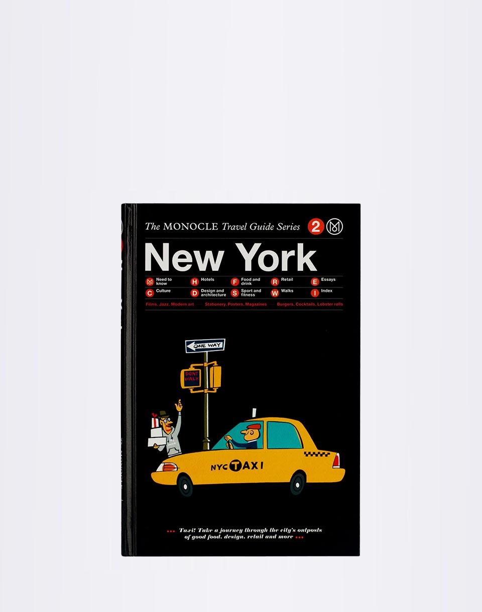 Knihy Gestalten New York: The Monocle Travel Guide Series + novinka