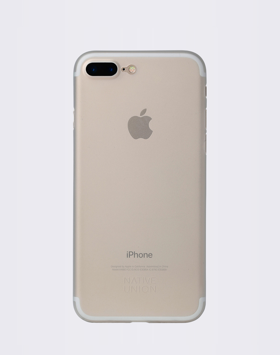 Native Union Clic Air iPhone 7  clear