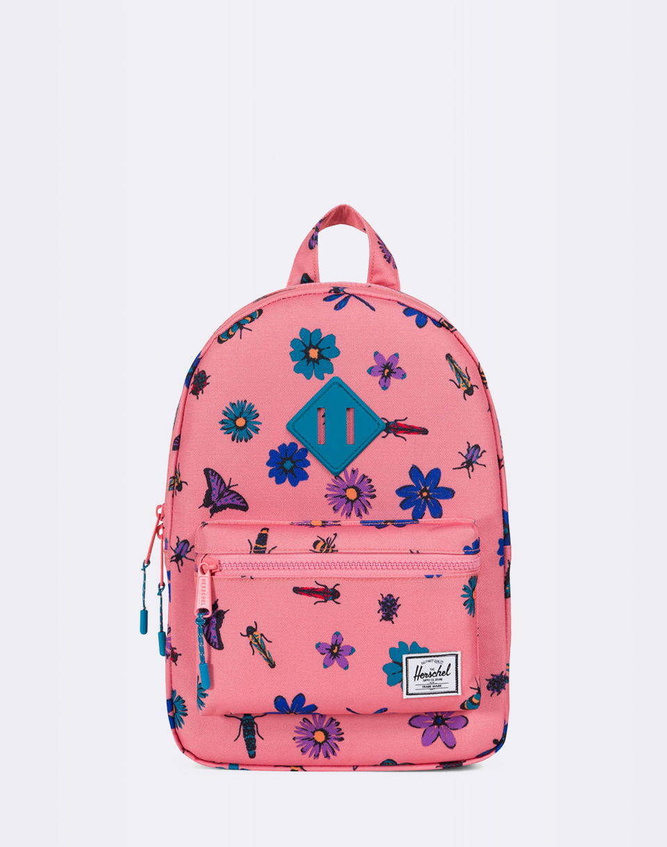 Herschel Supply Heritage Kids Strawberry Ice Central Park Ocean Depths Rubber