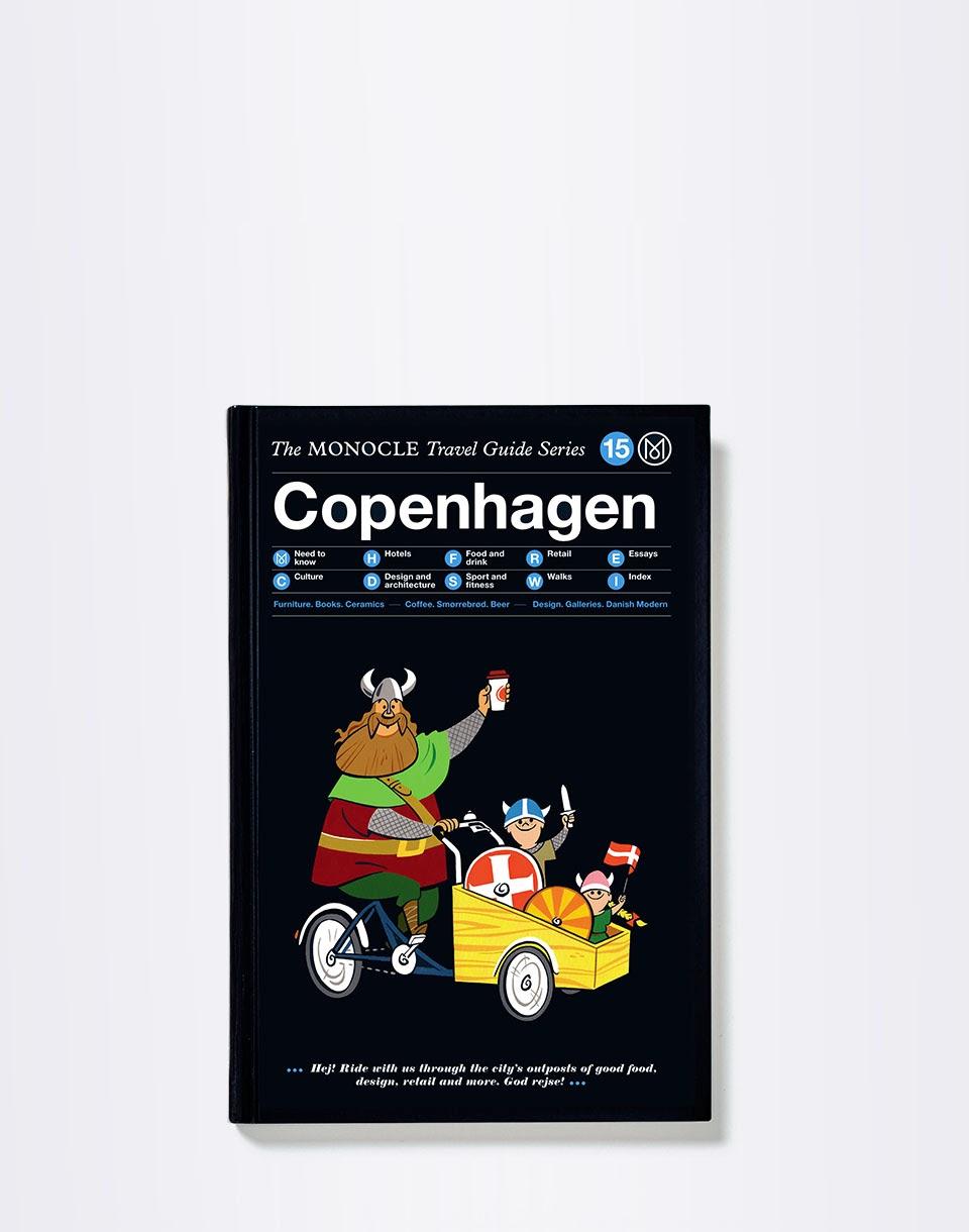 Knihy Gestalten Copenhagen: The Monocle Travel Guide Series