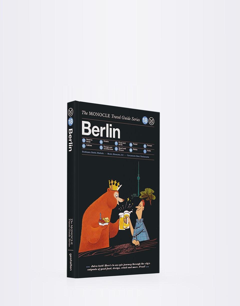 Knihy Gestalten Berlin: The Monocle Travel Guide Series + novinka