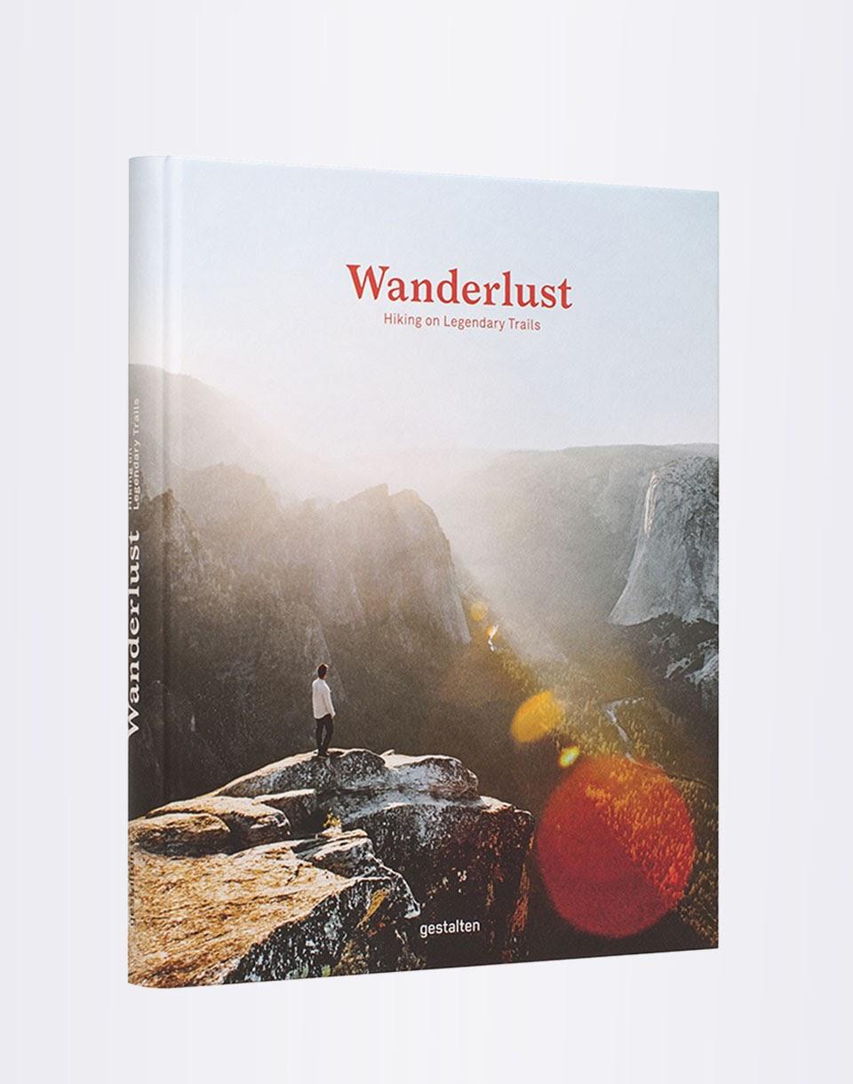 Knihy Gestalten Wanderlust + novinka