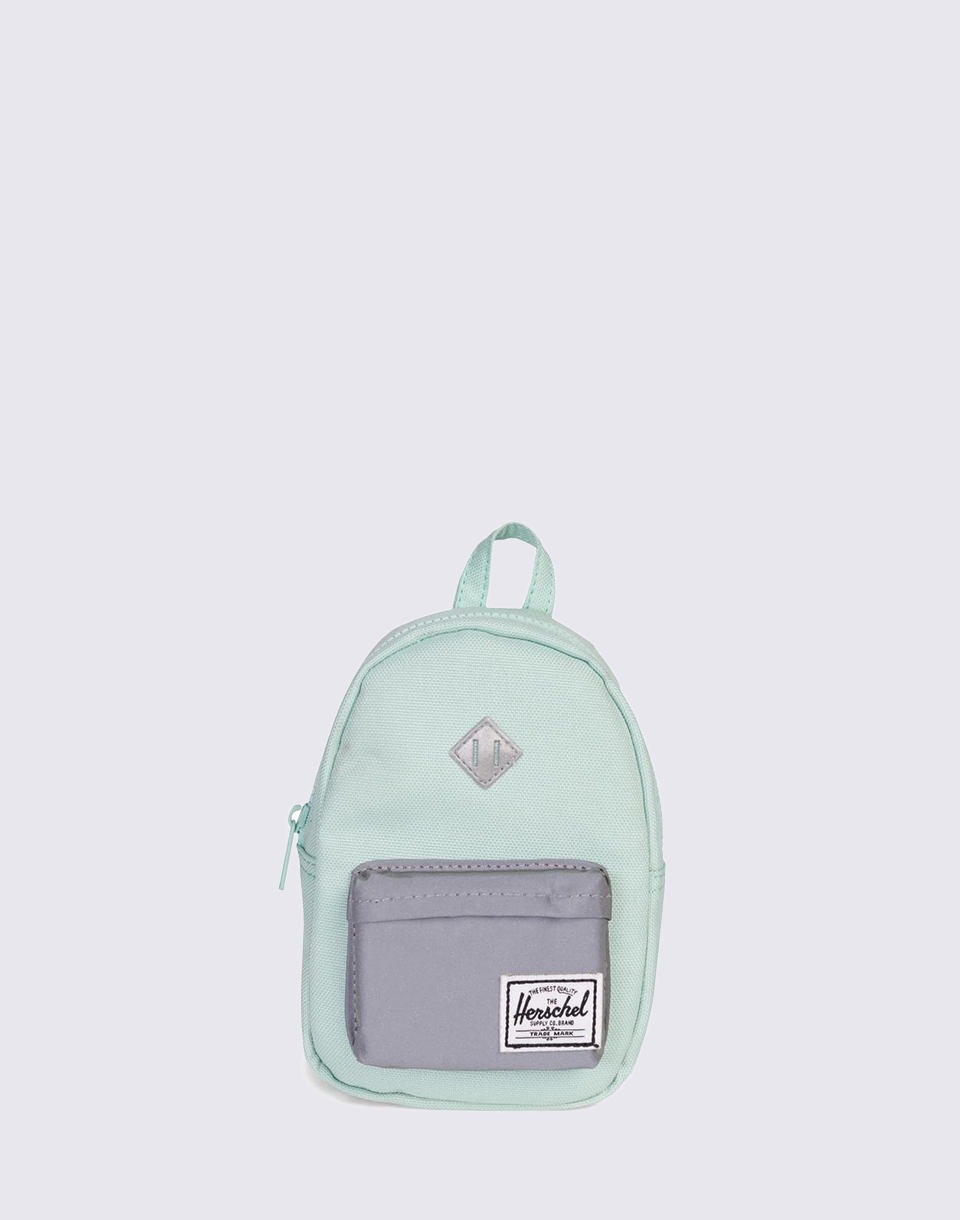 Herschel Supply Heritage Mini Yucca / Reflective Rubber