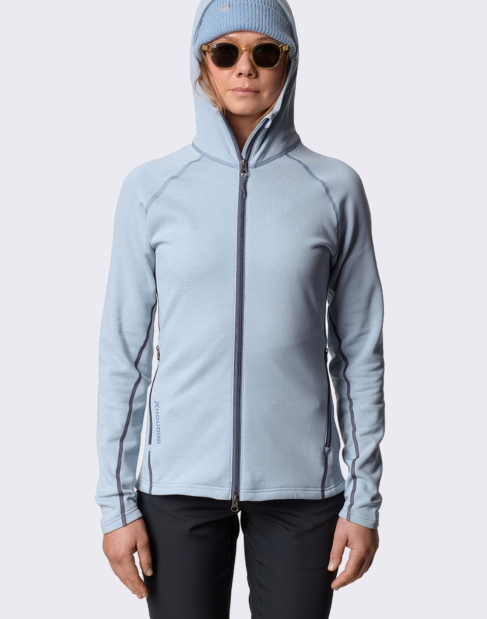 Houdini Sportswear W s Outright Houdi Light Kosmic Blues L