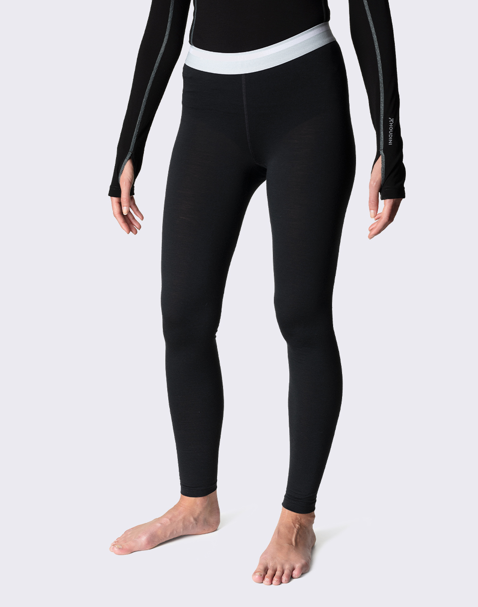 Houdini Sportswear W s Desoli Tights True Black S