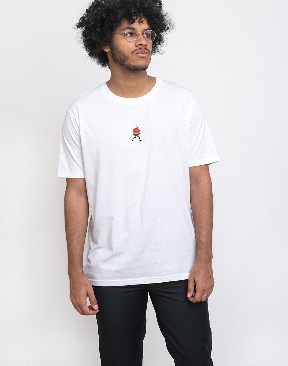 Rotholz Apple T-Shirt White XL
