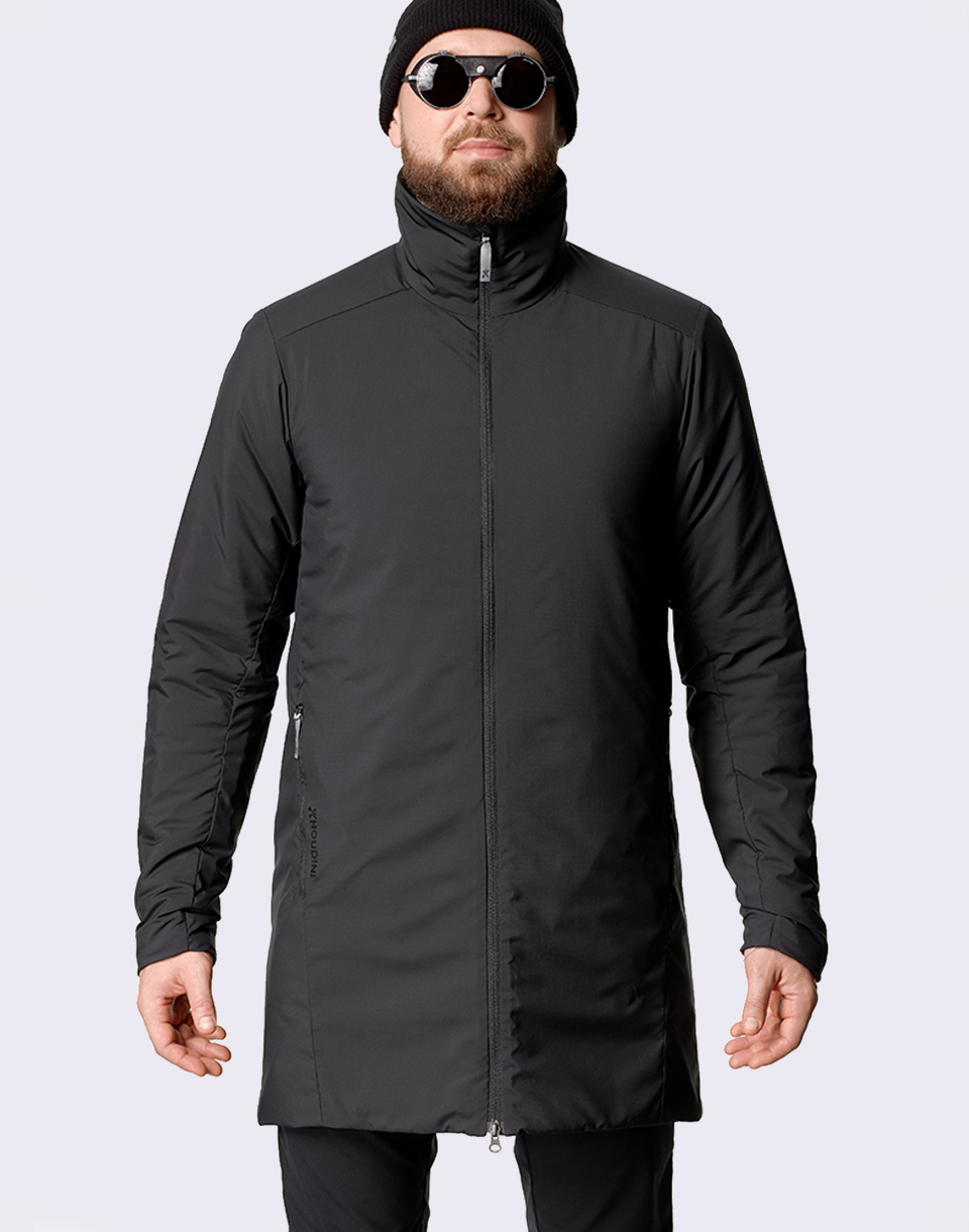 Houdini Sportswear M s Add in Jacket True Black M