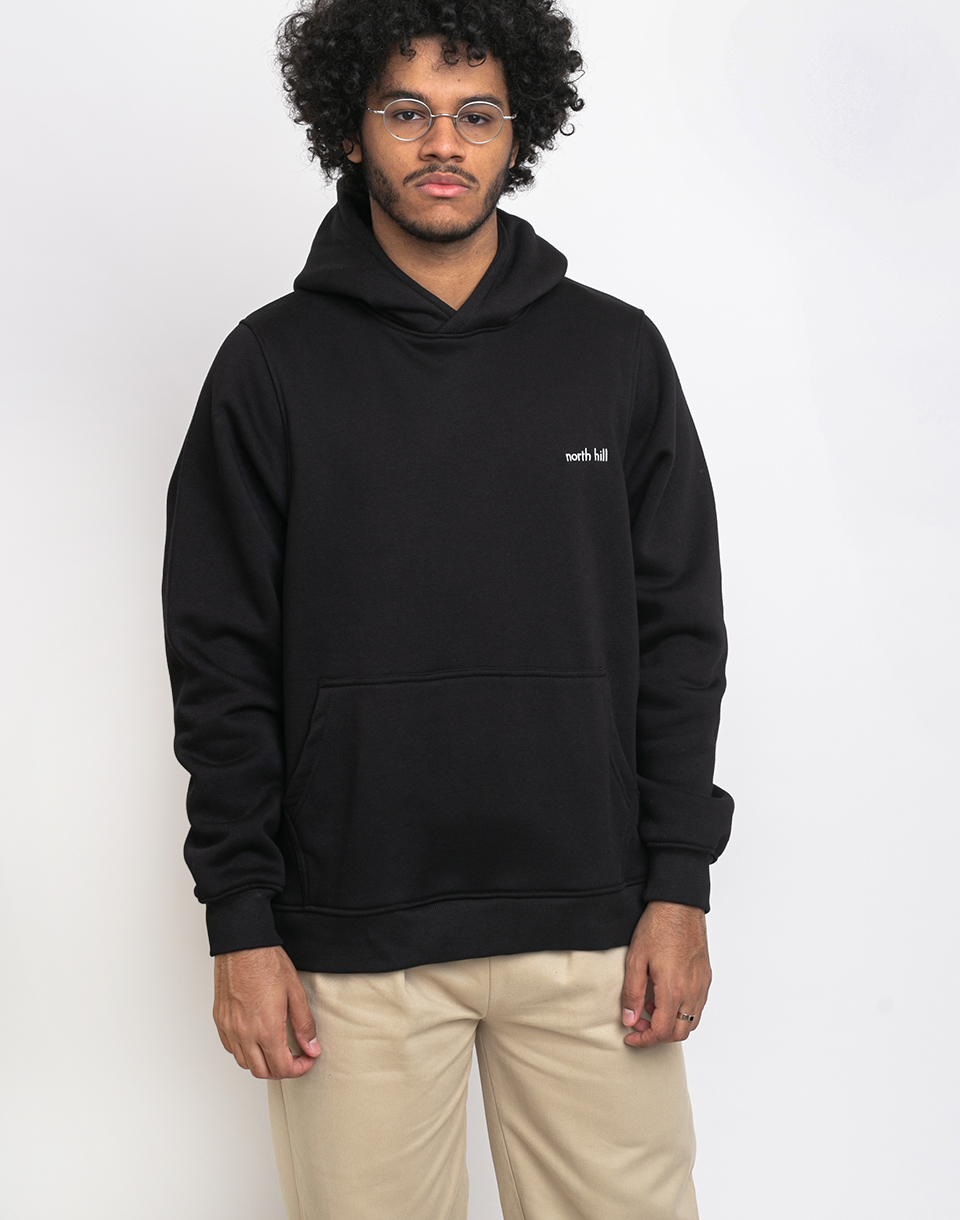 North Hill Black North Hill Hoodie Black S