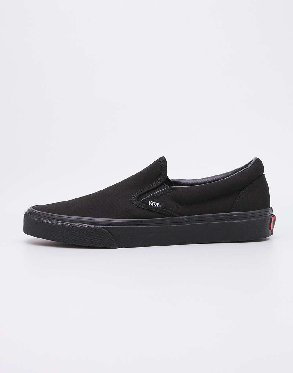 Vans Classic Slip On Black  Black 37