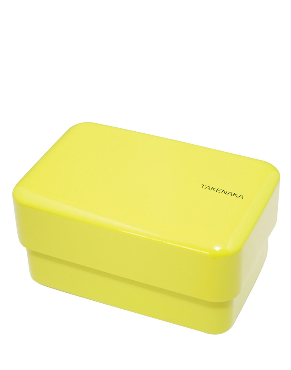Takenaka Bento Box Rectangle Green
