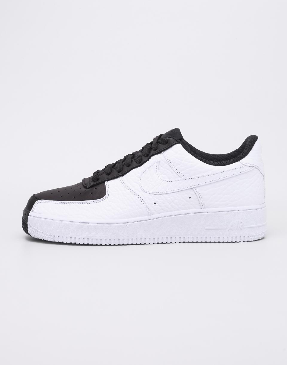 Nike Air Force 1 '07 Premium Black/White-Black 45