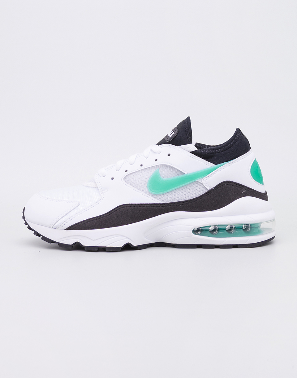Nike Air Max  93 White Sport Turq Black 42