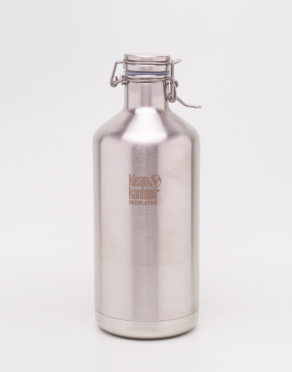 Klean Kanteen Insulated Growler 1900 ml (w Swing Lok® Cap)