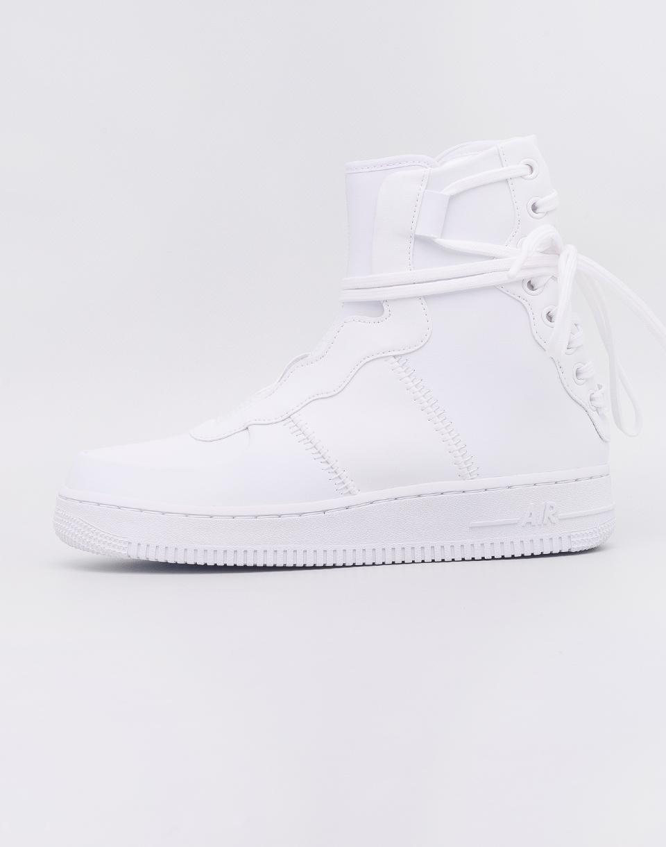 c38cd807aa Nike Air Force 1 Rebel XX White  White- White 38