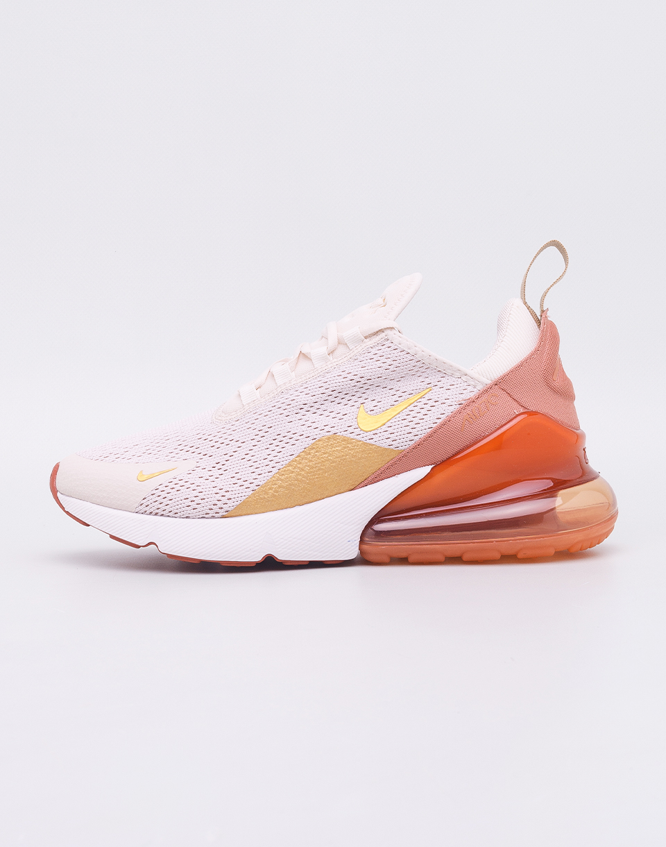 Nike Air Max 270 Light Cream/ Metallic Gold - Terra Blush 37,5