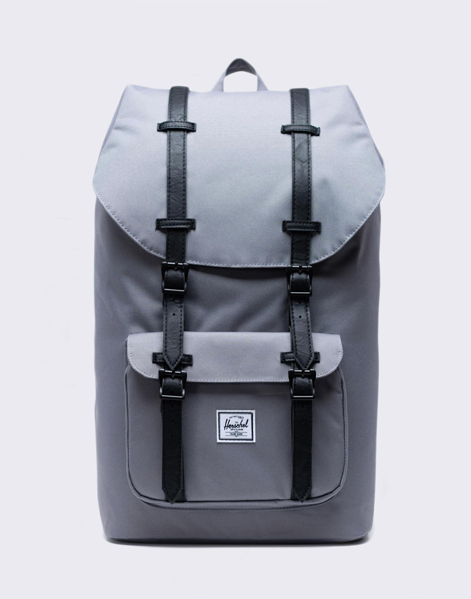 Herschel Supply Little America GREY   BLACK